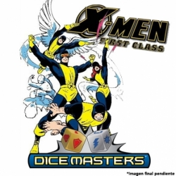 MARVEL DICE MASTERS: X-MEN FIRST CLASS GRAVITY