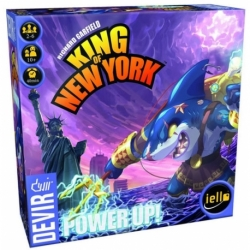 KING OF NEW YORK POWE UP (SPANISH)