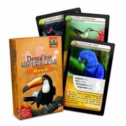 Desafíos de la Naturaleza: Aves