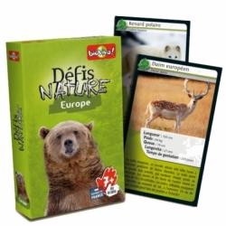 Desafíos de la Naturaleza: Europa