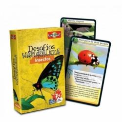 Desafíos de la Naturaleza: Insectos