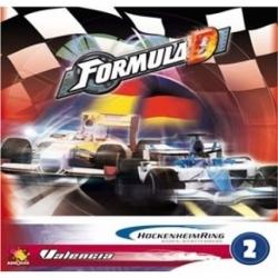 Formula D Exp. 2 Hockenheim Valencia