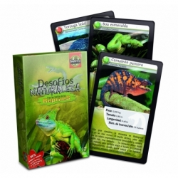 Challenges of Nature: Reptiles
