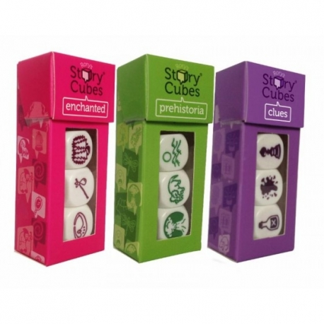 Story Cubes Hechizos