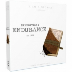 Stories TIME: ENDURANCE Expedition