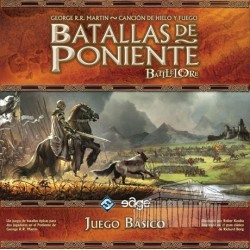 Battles of Westeros, board game Game of Thrones, Lannister, Stark ... choose your home and conquest poninete