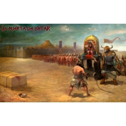 La Puerta de Ishtar es un juego de rol para 2 o más jugadores. Sólo precisas de papel, lápiz, 4 dados y tu imaginación.