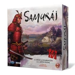 Comprar juego de mesa Samurái de Edge
