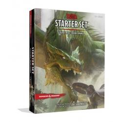 Dungeons & Dragons 5ª Edición: Starter Set - Caja de Inicio edición española