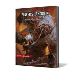 Dungeons & Dragons 5th Edition: Players Handbook - Player Manual Spanish Edition