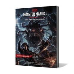 Dungeons & Dragons 5ª Edición: Monster Manual - Manual de Monstruos edición española