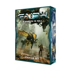 Comprar Faith: Un Jardín en el Infierno juego de rol de Bruning Games