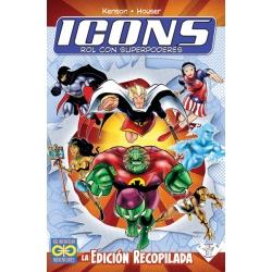 Icons es un juego de rol de superhéroes, en el que inventas divertidas historias con tus amigos