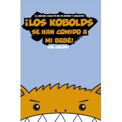 Comprar juego de rol Los Kobolds se han comido a mi bebé de La Guarida del Trasgo