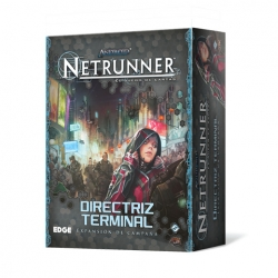 Android Netrunner LCG: Directriz terminal