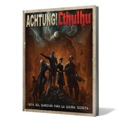 Comprar Guía del Guardián para la Guerra Secreta de Achtung! Cthulhu