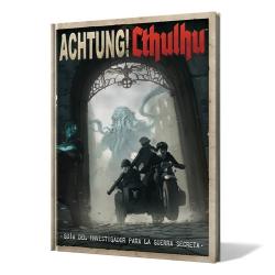 Comprar Guía del Investigador para la Guerra Secreta de Achtung! Cthulhu