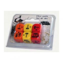 CONAN: DICE SET (ENGLISH)