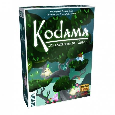 Comprar juego Kodama - Los espíritus del árbol de Devir