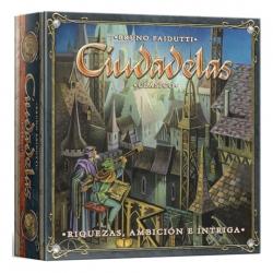 Nueva edición del gran juego Ciudadelas, para disfrutar como nunca en la construcción del reino.