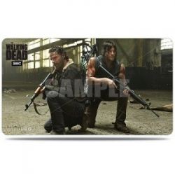 TAPETE ULTRA PRO THE WALKING DEAD DARYL & RICK