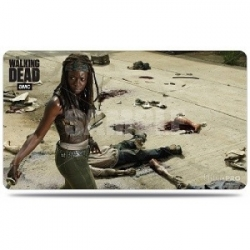 PLAY MAT - THE WALKING DEAD: MICHONNE