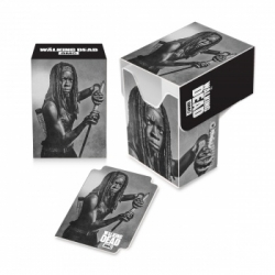 FULL-VIEW DECK BOX - THE WALKING DEAD: MICHONNE