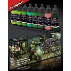 Orcs and Goblins Painting Set
