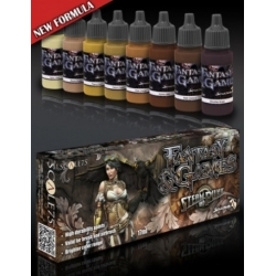 Steam and Punk Painting Set