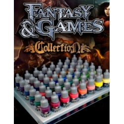 Fantasy and Games Colection Painting Set
