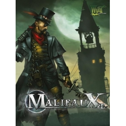 Malifaux 2E Rule Book
