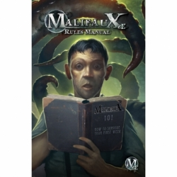 Malifaux 2E: Rules Manual