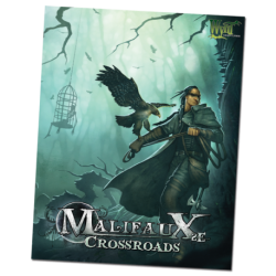 Malifaux 2E: Crossroads Rule Book