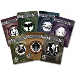 Malifaux 2E: Neverborn - Arsenal Deck (Wave 2)