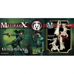 Malifaux 2E: Guild - Guard