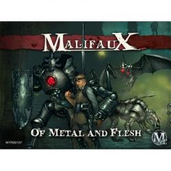 Malifaux 2E: Guild - Of Metal & Flesh (6)