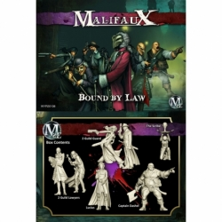 Malifaux 2E: Guild - Bound by Law (7)