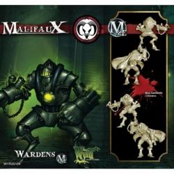 Malifaux 2E: Guild - Wardens (2)