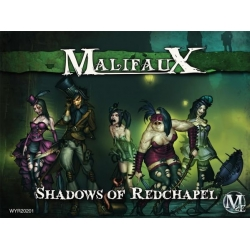 Malifaux 2E: Guild - Shadows of Redchapel Box