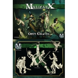 Malifaux 2E: Resurrectionists - Open Graves Box Set