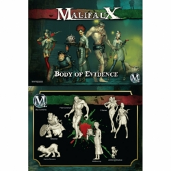 Malifaux 2E: Resurrectionists - Body of Evidence Box