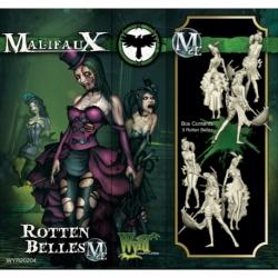 Malifaux 2E: Resurrectionists - Rotten Belles Box