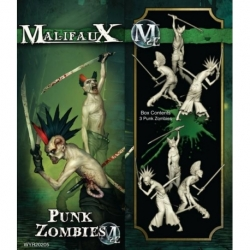 Malifaux 2E: Resurrectionists - Punk Zombies (3)