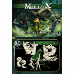 Malifaux 2E: Resurrectionists - Vengeful Spirits (7)