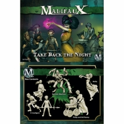 Malifaux 2E: Resurrectionists - Take Back the Night (6)