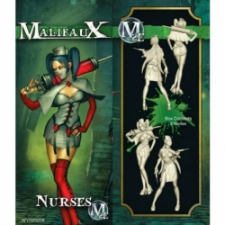 Malifaux 2E: Resurrectionists - Nurses