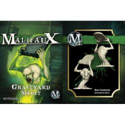 Malifaux 2E: Resurrectionists - Graveyard Spirit (1)