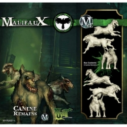 Malifaux 2E: Resurrectionists - Canine Remains (3)