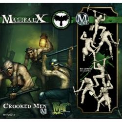 Malifaux 2E: Resurrectionists - Crooked Men (3)