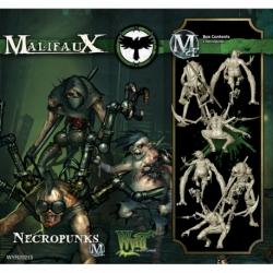 Malifaux 2E: Resurrectionists - Necropunks (3)
